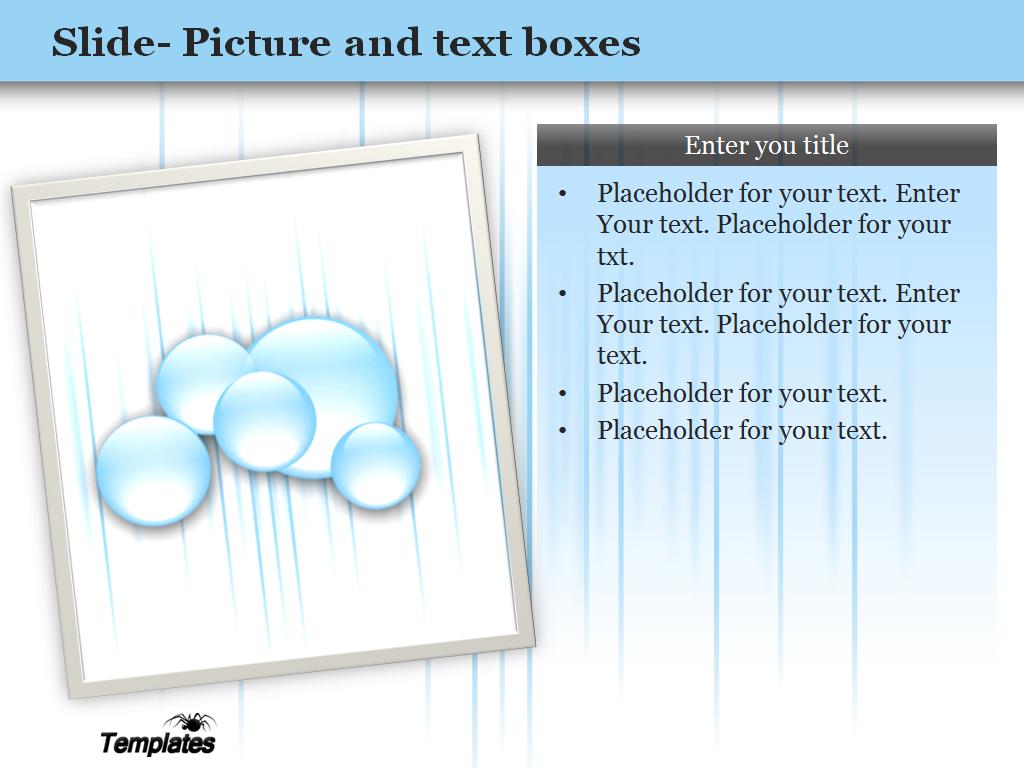 Download free water bubbles powerpoint template for presentation water bubbles powerpoint template toneelgroepblik Images