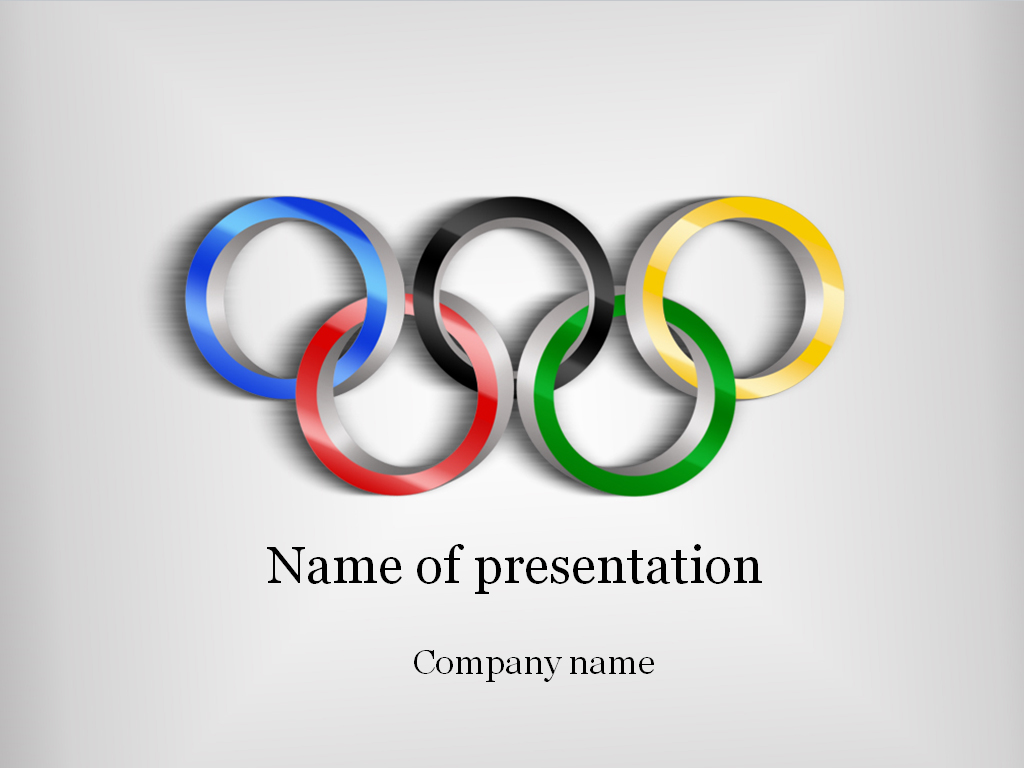 Download free olympic games powerpoint template for presentation olympic games powerpoint template toneelgroepblik Image collections