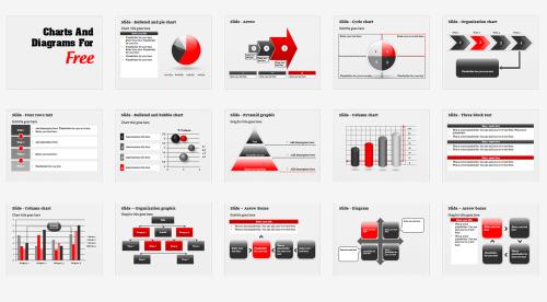 Free Charts And Diagrams