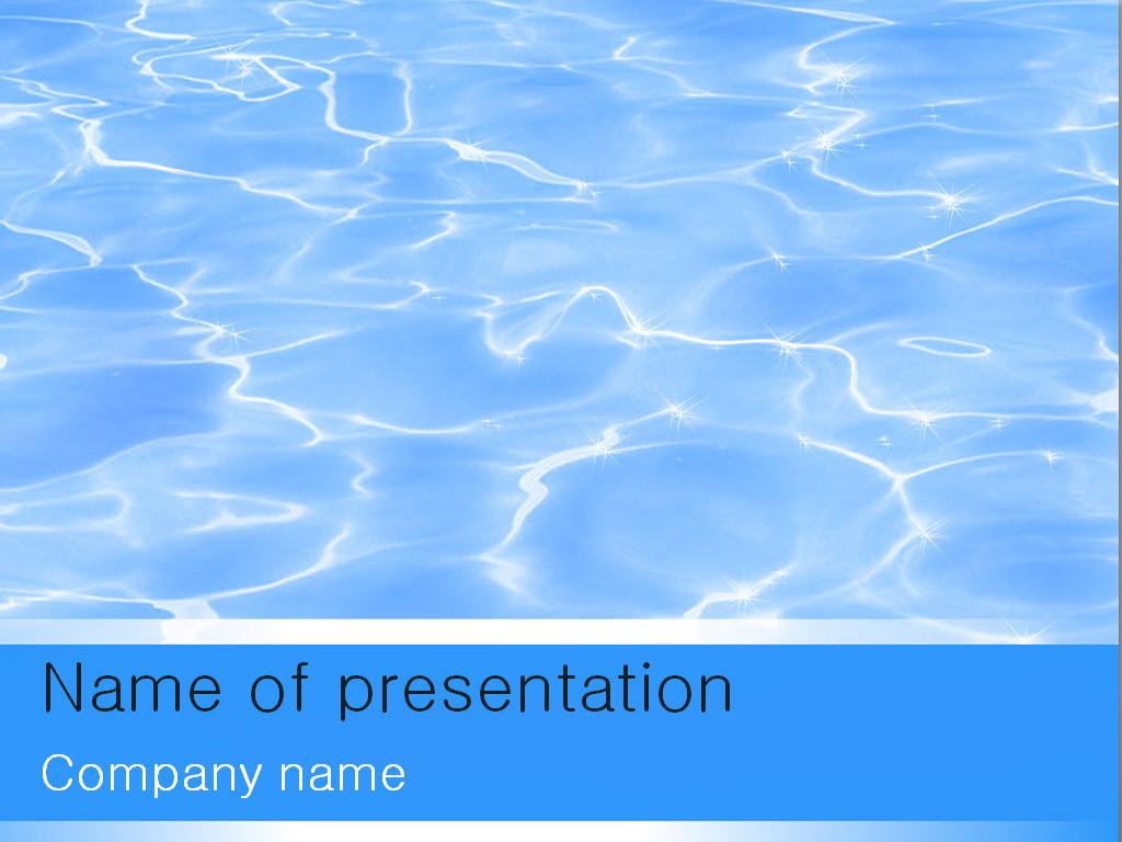 Water-PowerPoint-template-presentation