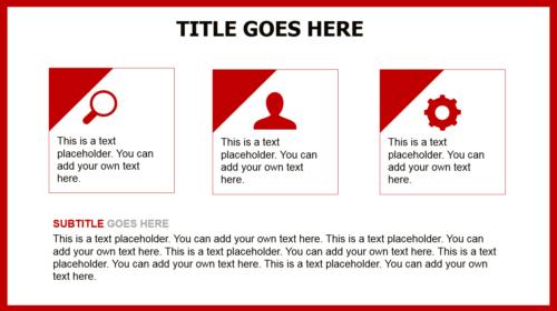 Austrian Soccer Ball PowerPoint template