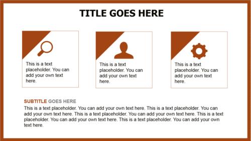Basketball Map PowerPoint template