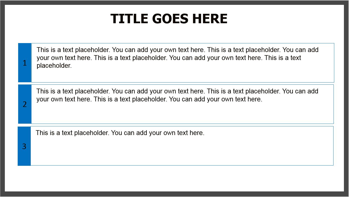 Free geometric shape powerpoint template presentation slide 3 toneelgroepblik Gallery