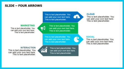 Rain Dew PowerPoint template