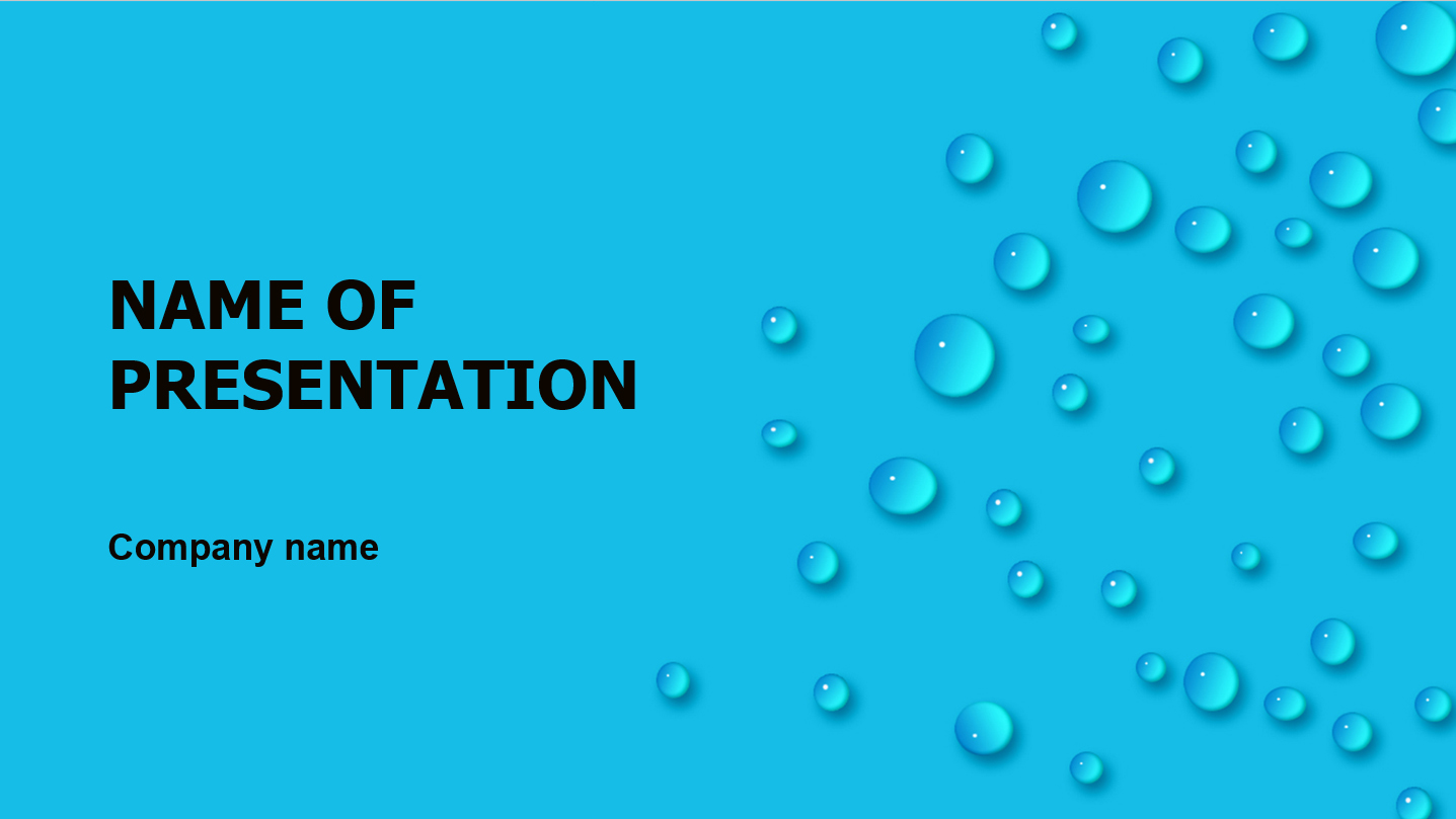 Download free rain dew powerpoint template for presentation rain dew powerpoint template toneelgroepblik Choice Image
