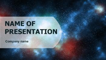 Stars PowerPoint template