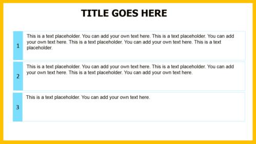 Sunny Sky PowerPoint template