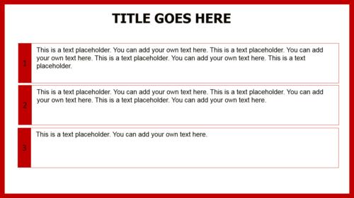 Czech Republic Soccer PowerPoint template