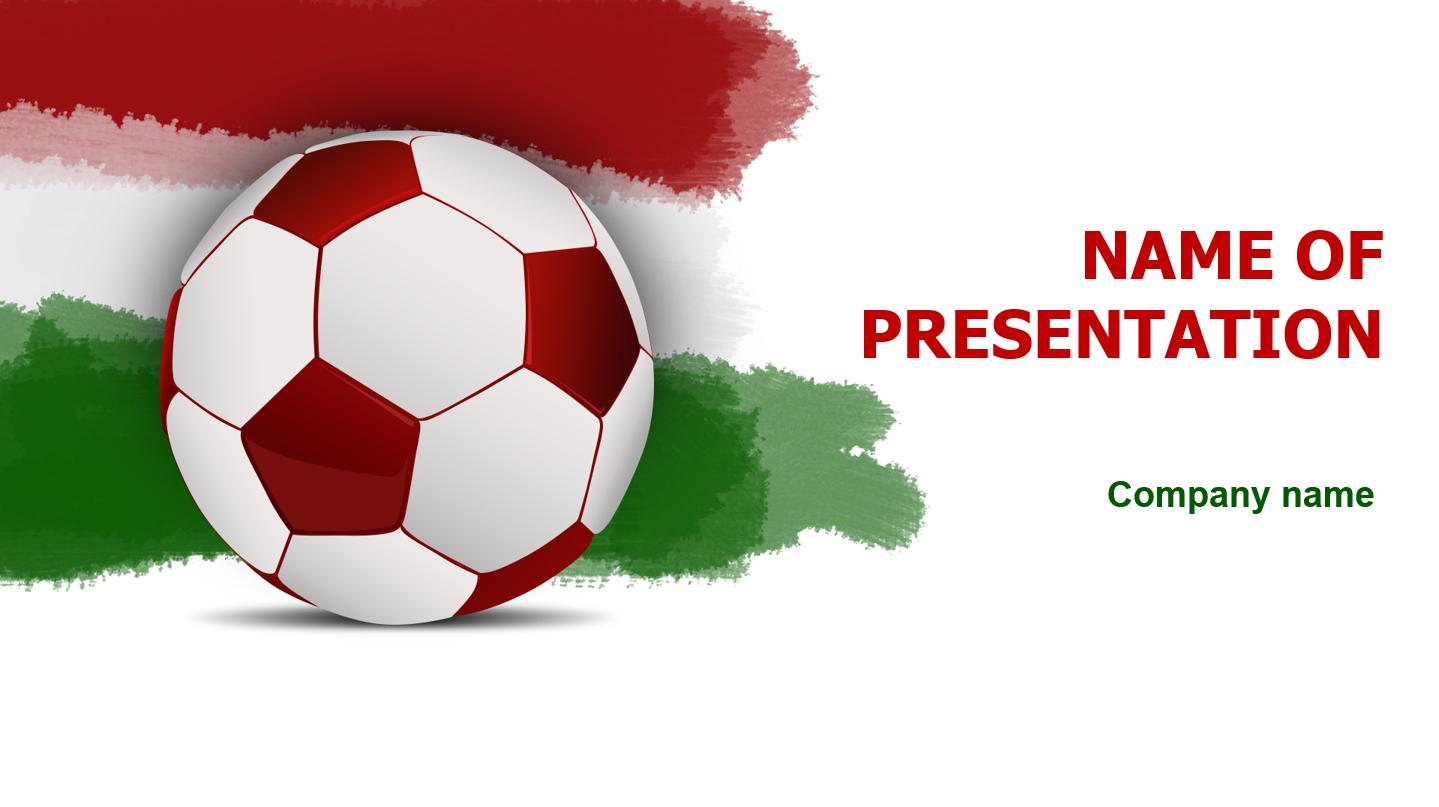 Großzügig Fußball Powerpoint Vorlage Galerie - Bilder für das ...
