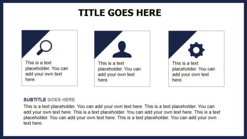 Open The Door PowerPoint theme