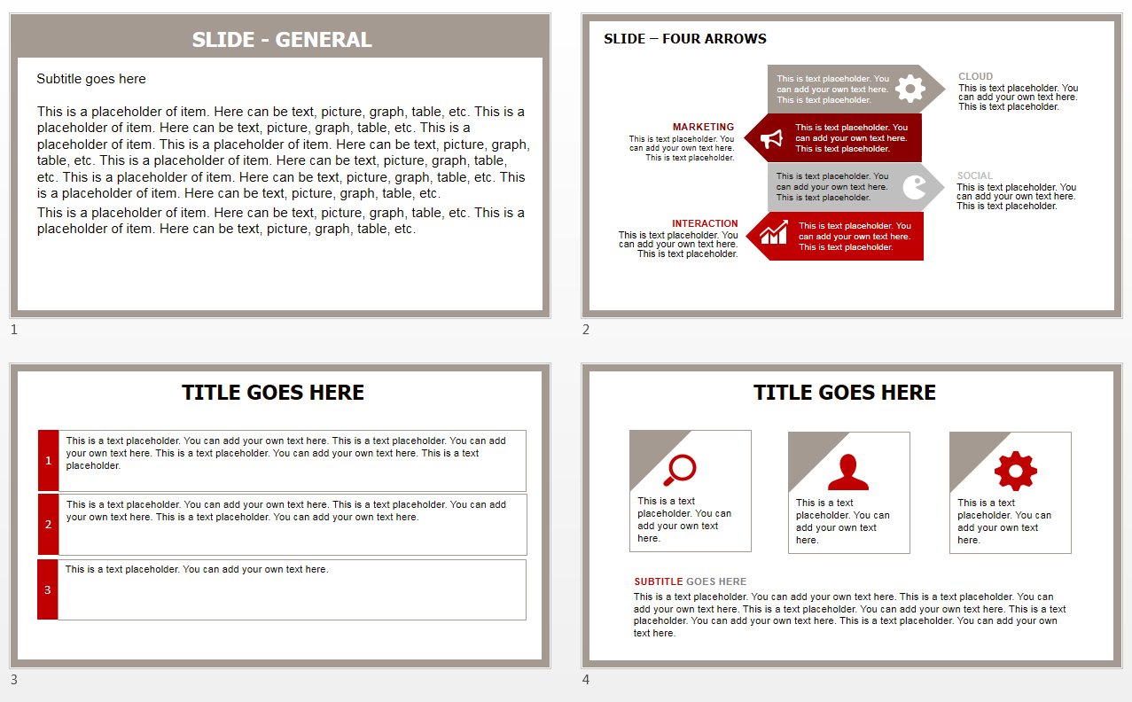 download free shiny glitter powerpoint theme for presentation