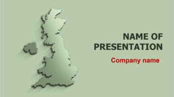 United Kingdom PowerPoint theme