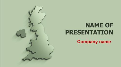 United Kingdom PowerPoint theme