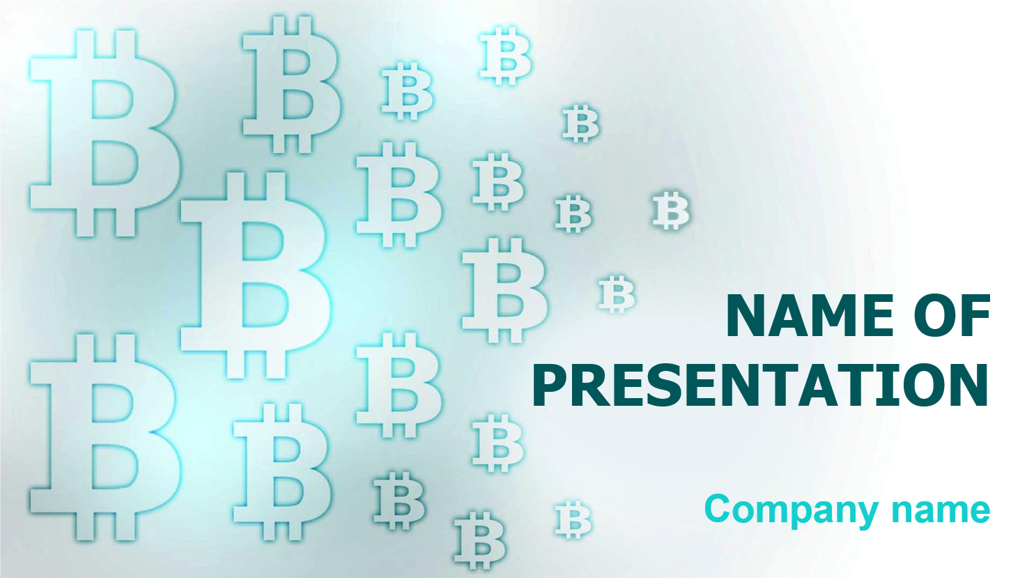 Free microsoft powerpoint templates and backgrounds for presentations free bitcoin coding powerpoint theme alramifo Gallery